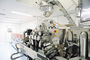 Image of Capsule Producing Machines